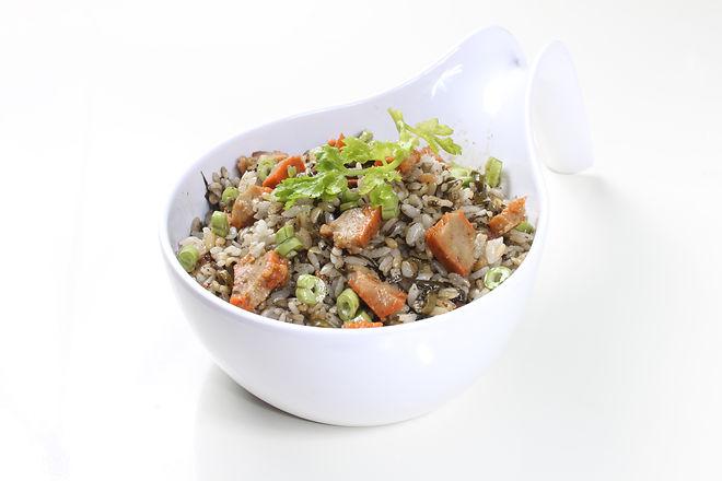 Xiang Chun Oat Rice 香椿燕麦饭