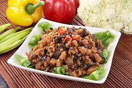 Vegetarian cucumber meat 香菇瓜仔肉 (Vegan 素) 1kg