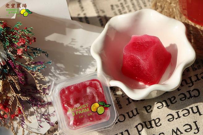 Fresh Lemon Cranberry Ice Cube 檸檬蔓越莓冰角 28g x 10 Cubes