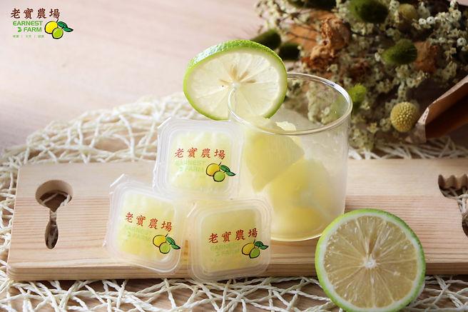 Fresh Lemon Ice Cube 檸檬冰角 28g x 10 Cubes
