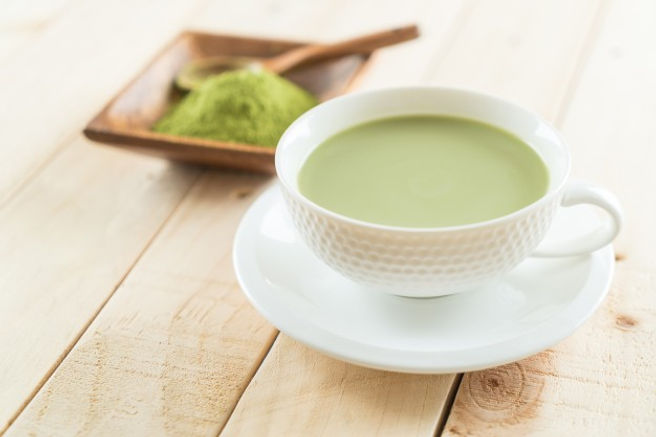 Matcha Soya Powder (Low Sugar) 低糖抹茶豆浆粉 500g