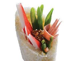 Chai Fish Rice Roll 柴鱼饭团