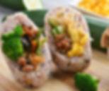 Customize Rice Roll 自制饭团