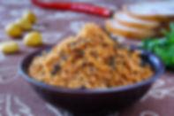 Braised Seaweed Vegetarian Floss 滷味菜酥-海苔 (Vegan 素)1kg