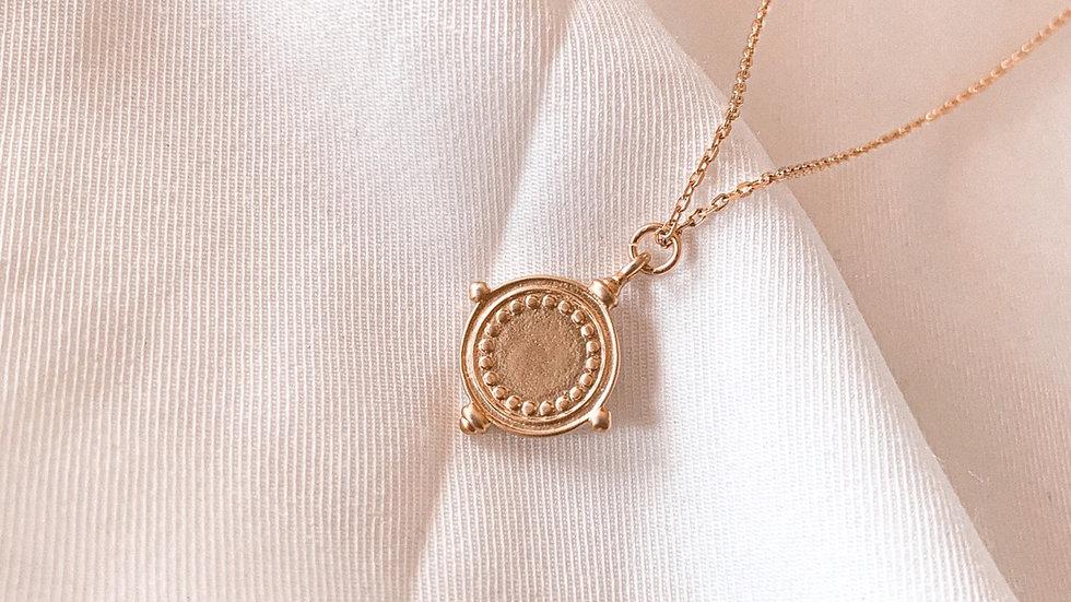 Cadena con medalla Roma