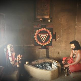 Kali Yantra For Baba Ji