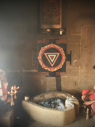 Kali Yantra For Baba Ji