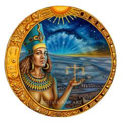 """Ancestars"" Nefertiti"