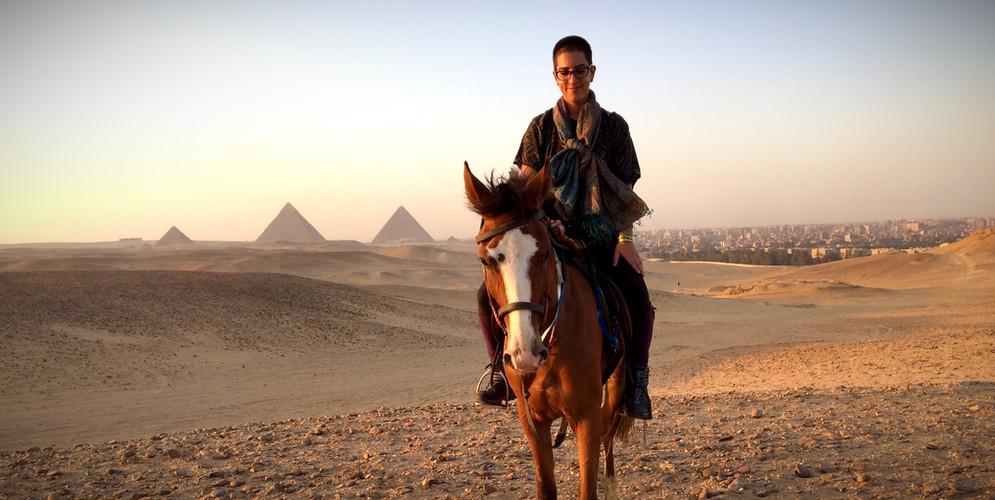 Giza, Egypt, 2018