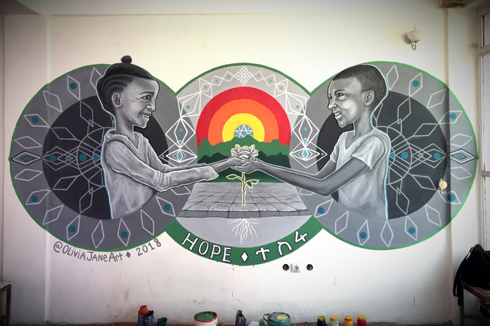 """""""Hope"""" - Yenege Tesfa Center for Street Kids and Orphans"""