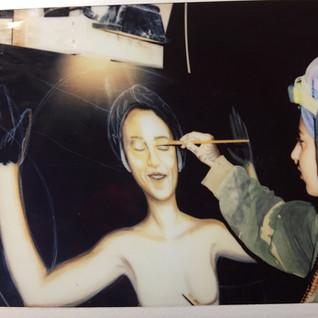 Live Painting @ MIDBURN Israel