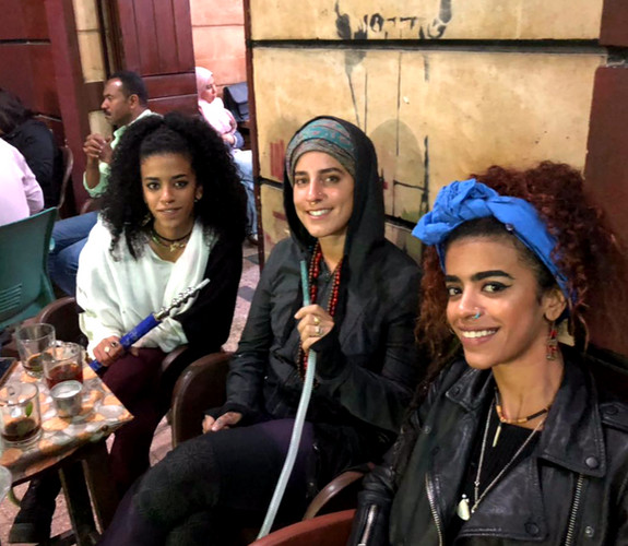 Cairo with the Queens of Egypt