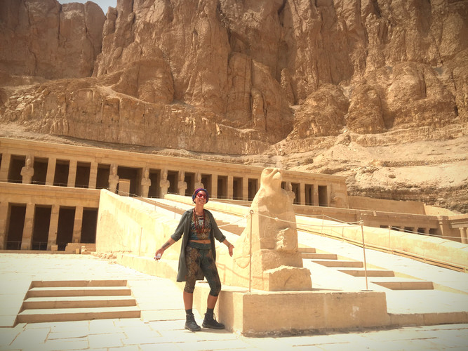 Funerary Temple of Hatshepsut