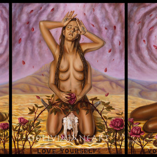 Goddess Tryptic