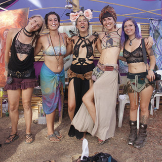Visionary Women of Rainbow Serpent Festival