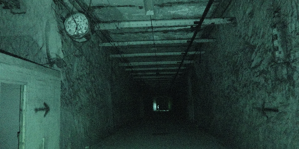 Drakelow Tunnels Teams Investigation (1)