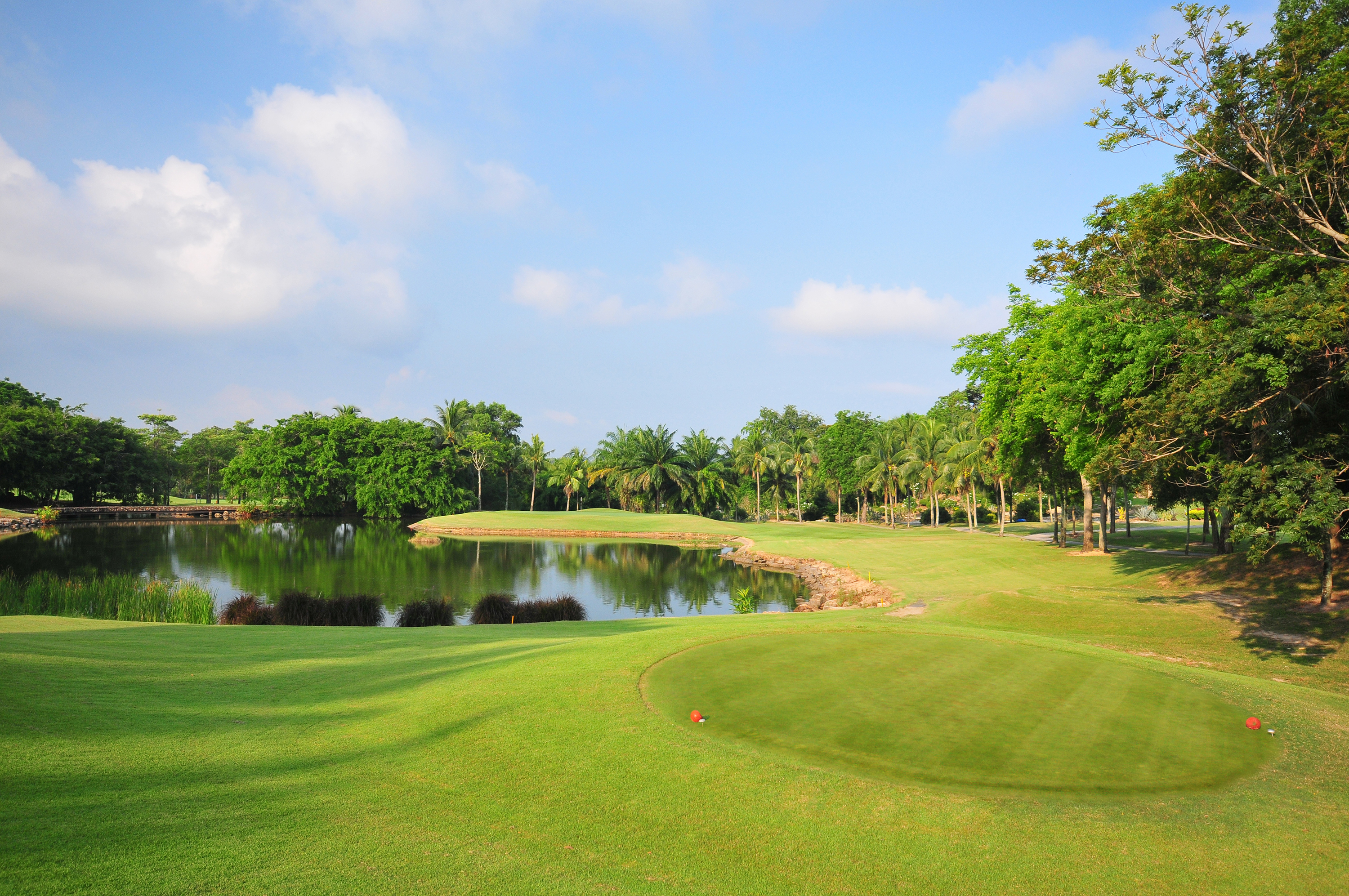 Rayong Green valley Hole 16
