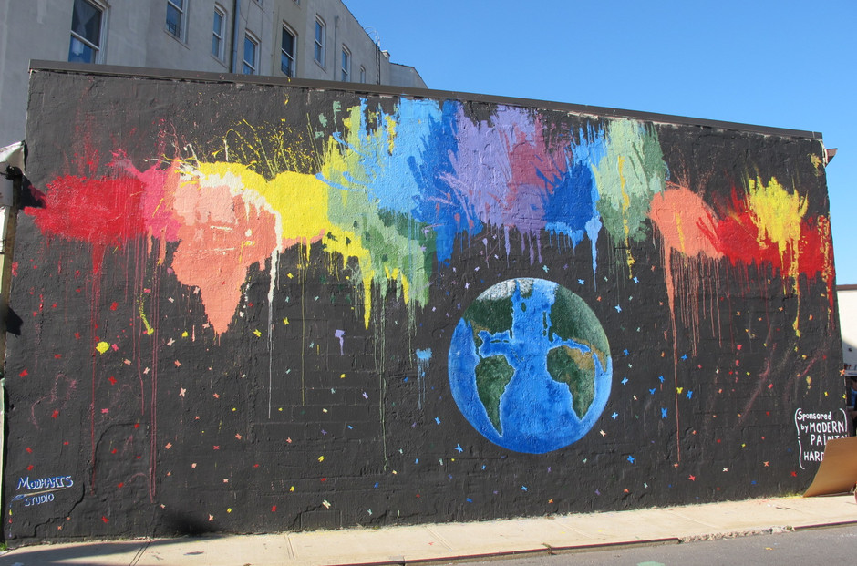 Earth in Color