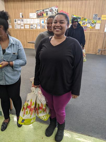 Food Giveaway