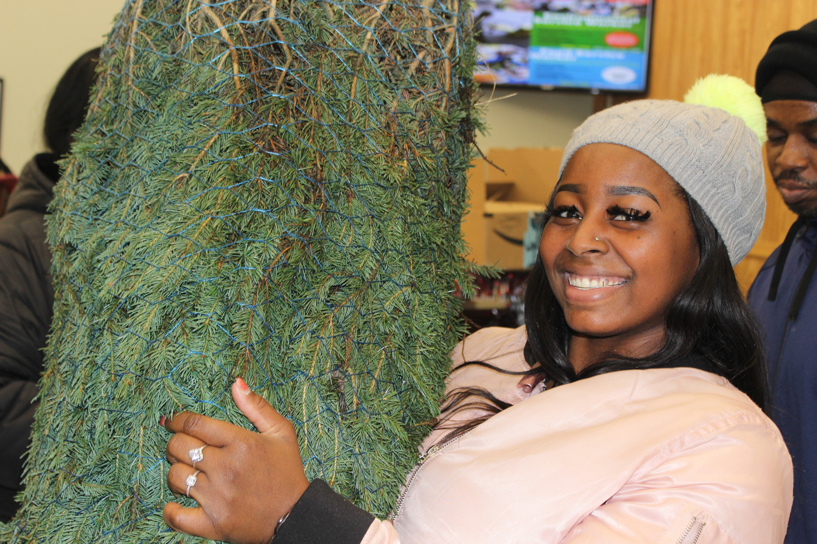 Christmas Tree Giveaway