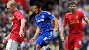 Gerrard, Lampard, Scholes: A Conversation