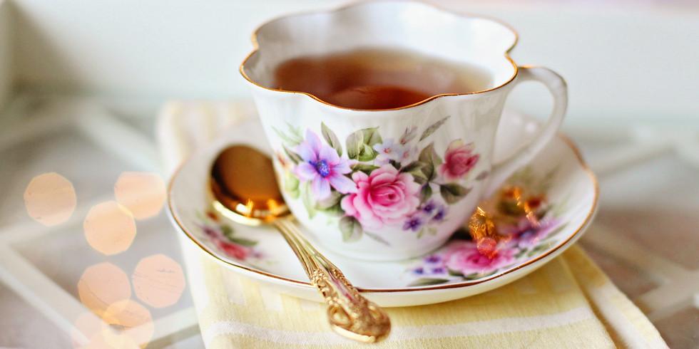 WINGS Spring Tea