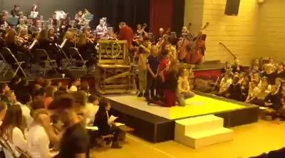 """A snippet from the rehearsal for """"Dancing on Armistice Day"""".... Appropriate clip .... We Will Remember"""