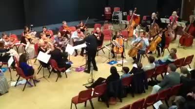 A short clip showcasing a traditional Irish piece called 'Gravel Walk'