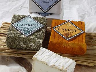 Carreu, Formatgeria Mas d'Eroles, formatge ovella