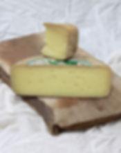 Sant Quiri, Formatgeria Mas d'Eroles, formatge ovella
