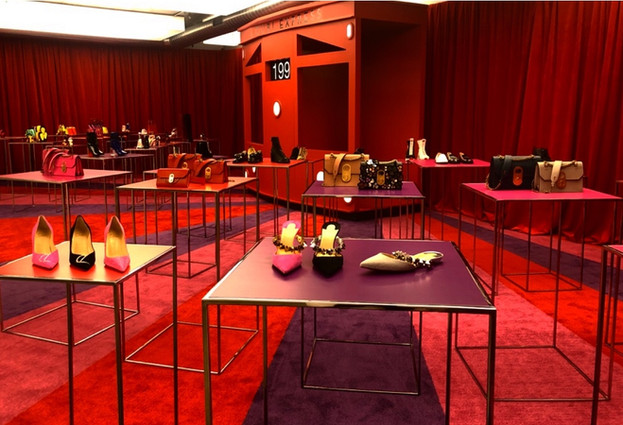 CHRISTIAN LOUBOUTIN_ PRESS DAY SHOWROOM