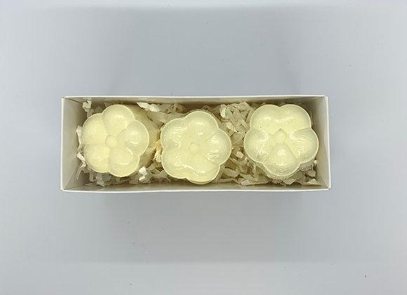 Lemon Energy Lift Shower Steamers (Set of 3)