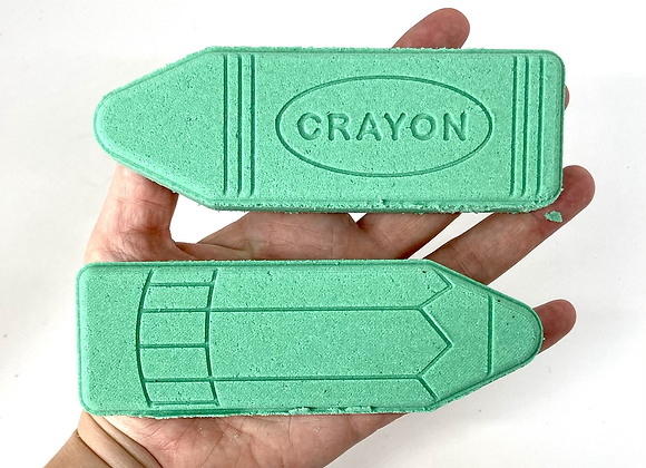 Pencil / Crayon Bath Bomb Mold