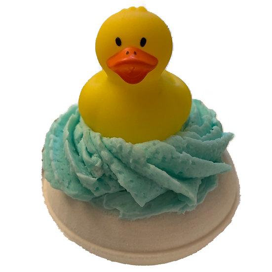 Floating Duck Bath Bomb & Toy