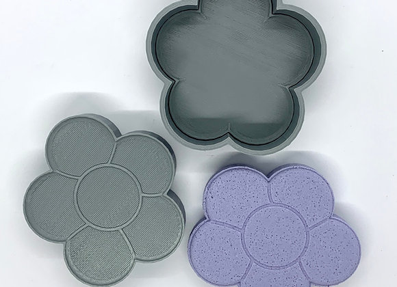 Flower Bath Bomb Mold