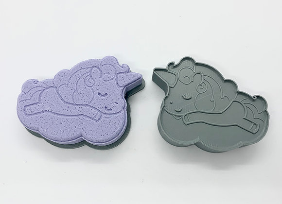 Unicorn Nap Bath Bomb Mold