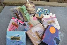 Handmade soap by Soapfistication