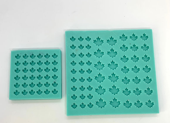 Maple Leaf Silicone Mold