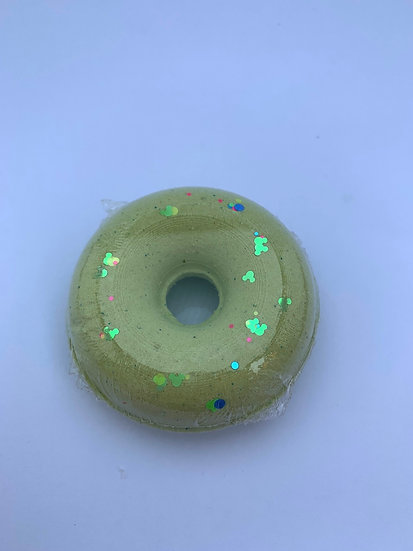 Lime and Sugarcane Donut Bomb