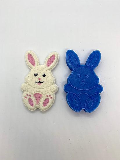 Bunny Bath Bomb Mold