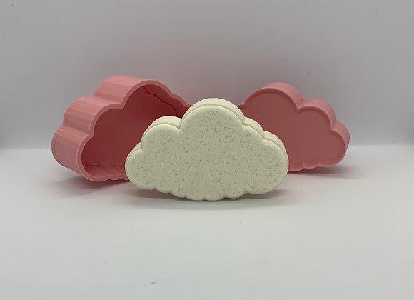 Cloud Bath Bomb Mold