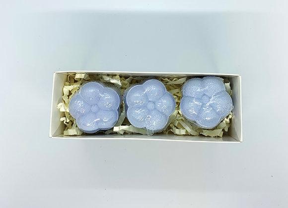 Restful Lavender Shower Steamers (Set of 3)