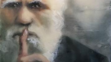 Portrait of Darwin