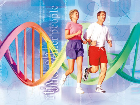El simple ejercicio físico ¡modifica la expresión del ADN!