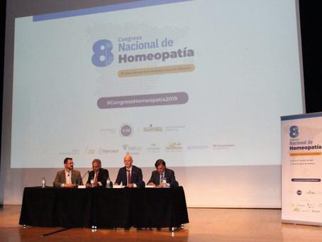 El 8° Congreso Nacional de Homeopatía pone el foco en la realidad legal, social y científica de este
