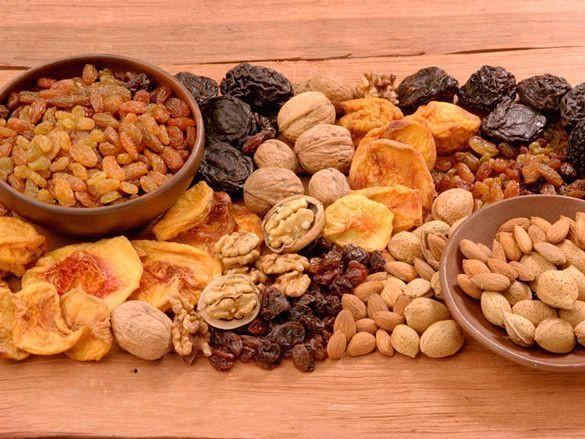 Alimentos para sobrevivir el invierno