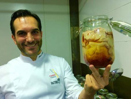 Mario Sandoval, la kombucha y los nuevos fermentados.