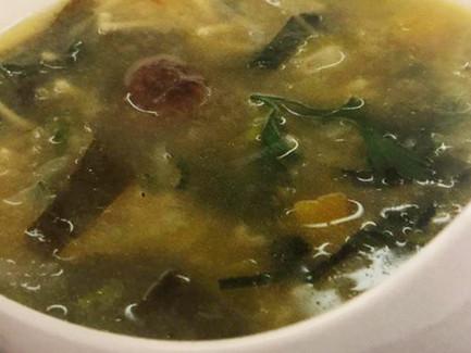 Sopa de Castañas (Otoño /Invierno)
