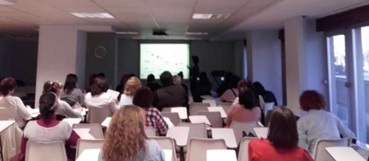Master Class en Madrid