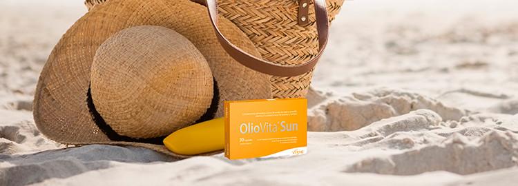 Nuevo OlioVita ®Sun: la protección empieza en el interior